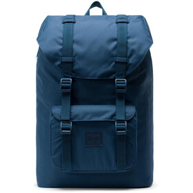 Herschel Little America Mid-Volume Light Backpack navy
